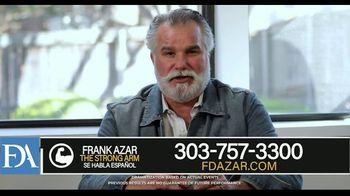 Franklin D. Azar & Associates, P.C. TV Spot, 'Work Injury' - Thumbnail 2