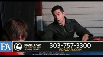 Franklin D. Azar & Associates, P.C. TV Spot, 'Waiting for Insurance' - Thumbnail 4