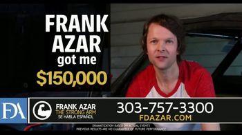 Franklin D. Azar & Associates, P.C. TV Spot, 'Waiting for Insurance' - Thumbnail 9