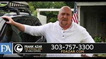 Franklin D. Azar & Associates, P.C. TV Spot, 'Pile Up Accident'