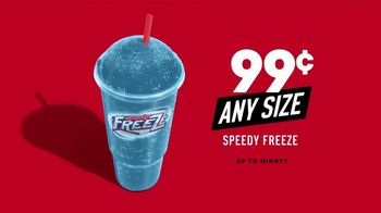 Speedway Speedy Freeze TV Spot, 'Safe and Refreshed' - Thumbnail 7