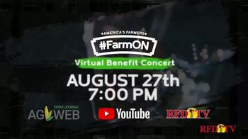 Farm Journal TV Spot, 'Farm On: Virtual Benefit Concert' - Thumbnail 10