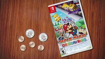 GameFly.com TV Spot, '54 & 77 Cents: Paper Mario' - Thumbnail 1