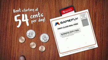 GameFly.com TV Spot, '54 & 77 Cents: Paper Mario' - Thumbnail 3