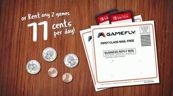 GameFly.com TV Spot, '54 & 77 Cents: Paper Mario' - Thumbnail 4