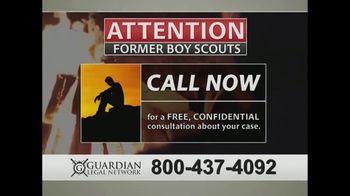 Guardian Legal Network TV Spot, \'Former Boy Scouts\'