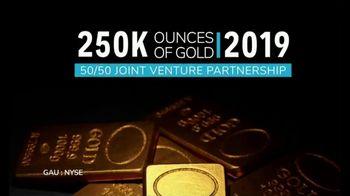 Galiano Gold TV Spot, '250 Thousand Ounces of Gold' - Thumbnail 3
