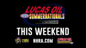 NHRA TV Spot, '2020 Lucas Oil Summernationals: Lucas Oil Raceway' - Thumbnail 9