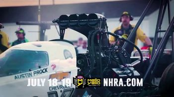 NHRA TV Spot, '2020 Lucas Oil Summernationals: Lucas Oil Raceway' - Thumbnail 2