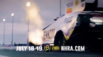 NHRA TV Spot, '2020 Lucas Oil Summernationals: Lucas Oil Raceway' - Thumbnail 5