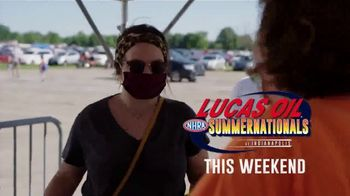 NHRA TV Spot, '2020 Lucas Oil Summernationals: Lucas Oil Raceway' - Thumbnail 7