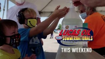 NHRA TV Spot, '2020 Lucas Oil Summernationals: Lucas Oil Raceway' - Thumbnail 8