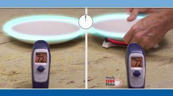 Miracle Hot Plate TV Spot, 'Keep Your Food Hot' - Thumbnail 3