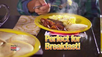Miracle Hot Plate TV Spot, 'Keep Your Food Hot' - Thumbnail 4