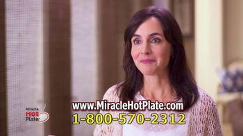 Miracle Hot Plate TV Spot, 'Keep Your Food Hot' - Thumbnail 6
