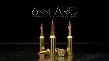 Hornady 6mm ARC TV Spot, 'The Advanced Rifle Cartridge' - Thumbnail 10