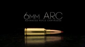 Hornady 6mm ARC TV Spot, 'The Advanced Rifle Cartridge'