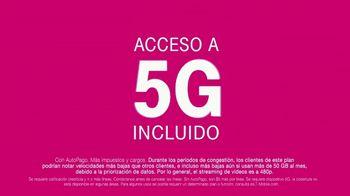 T-Mobile TV Spot, 'Una red asombrosa: 5G' canción de Niall Horan [Spanish] - Thumbnail 6