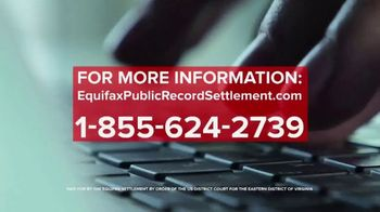 The Equifax Settlement TV Spot, 'Attention Consumers' - Thumbnail 9