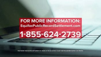 The Equifax Settlement TV Spot, 'Attention Consumers' - Thumbnail 6