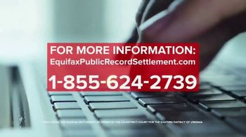 The Equifax Settlement TV Spot, 'Attention Consumers' - Thumbnail 8