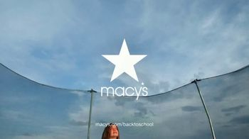 Macy's TV Spot, 'Let's Be Ready For School' Song by 3 Titans - Thumbnail 9