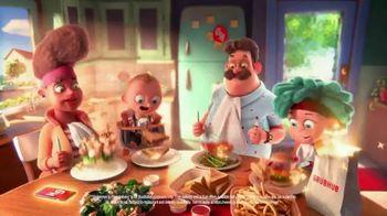 Grubhub TV Spot, 'Reward It: Johnson Family' Song by Fatboy Slim - Thumbnail 4