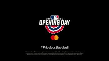 Mastercard TV Spot, 'Start Something Priceless: 2020 Opening Day' - Thumbnail 10