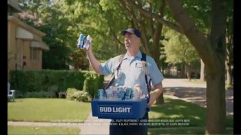 Bud Light TV Spot, 'Beer Vendor: Calling Talking'