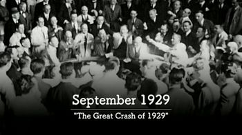Great American Gold, Inc. TV Spot, 'What Will Happen With the Next Crisis?' - Thumbnail 2