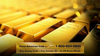 Great American Gold, Inc. TV Spot, 'What Will Happen With the Next Crisis?' - Thumbnail 6