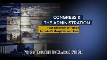 Coalition to Protect America's Healthcare TV Spot, 'Congress: Prioritize Patient Care' - Thumbnail 8