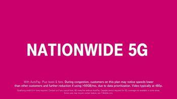 T-Mobile TV Spot, '5G for the Whole Family' - Thumbnail 7