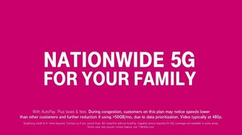 T-Mobile TV Spot, '5G for the Whole Family' - Thumbnail 8
