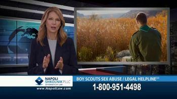Napoli Shkolnik PLLC TV Spot, 'Boy Scouts Sex Abuse Legal Helpline' - Thumbnail 1