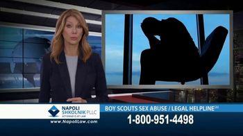 Napoli Shkolnik PLLC TV Spot, 'Boy Scouts Sex Abuse Legal Helpline' - Thumbnail 7