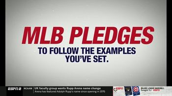 Major League Baseball TV Spot, 'Real Heroes' - Thumbnail 5