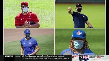 Major League Baseball TV Spot, 'Real Heroes' - Thumbnail 6