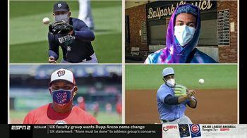 Major League Baseball TV Spot, 'Real Heroes' - Thumbnail 7