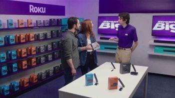 Roku TV Spot, 'Stream Big: Sound Bar'