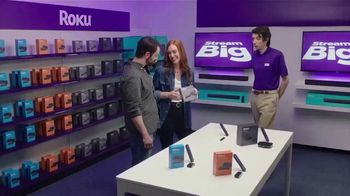 Roku TV Spot, 'Stream Big: Sound Bar' - Thumbnail 1