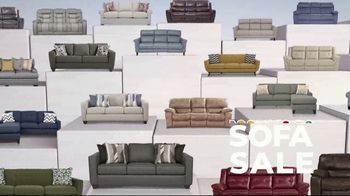 Rooms to Go Storewide Sofa Sale TV Spot, 'Big Savings: Sectionals' Song by Junior Senior