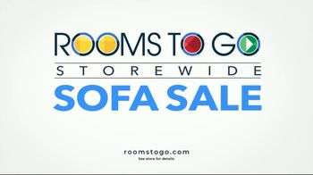 Rooms to Go Storewide Sofa Sale TV Spot, 'Big Savings: Sectionals' Song by Junior Senior - Thumbnail 9