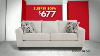 Rooms to Go Storewide Sofa Sale TV Spot, 'Big Savings: Sectionals' Song by Junior Senior - Thumbnail 5