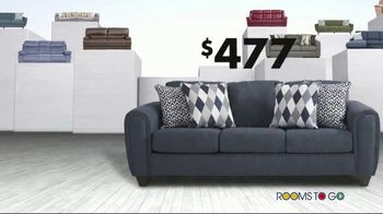 Rooms to Go Storewide Sofa Sale TV Spot, 'Big Savings: Sectionals' Song by Junior Senior - Thumbnail 7