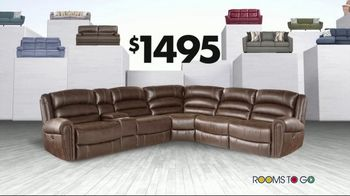 Rooms to Go Storewide Sofa Sale TV Spot, 'Big Savings: Sectionals' Song by Junior Senior - Thumbnail 8