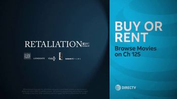 DIRECTV Cinema TV Spot, 'Retaliation' - Thumbnail 10