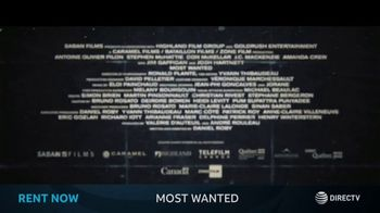 DIRECTV Cinema TV Spot, 'Most Wanted' - Thumbnail 9