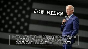 Committee to Defend the President TV Spot, 'It's Joe Biden' - 6 commercial airings