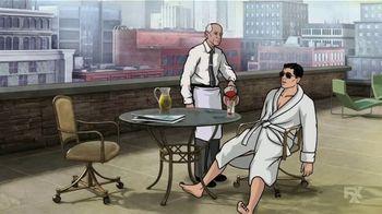 Hulu TV Spot, 'Archer'